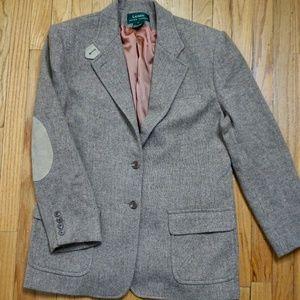 RALPH LAUREN Wool Coat in Size 16